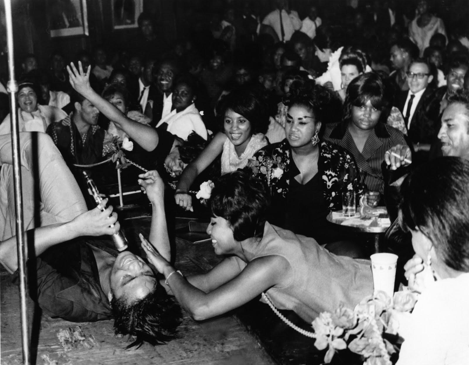 DAY 208: Dancing like Jackie Wilson | Hey man, now you're ...
