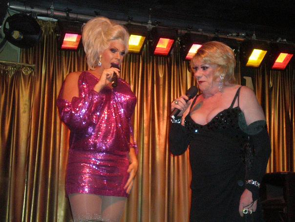 DAY 349 Sulking At Drag Queen Karaoke